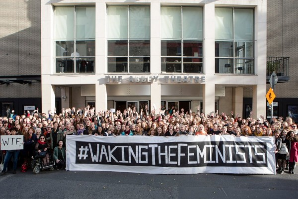"Waking The Feminists: ""We've a long road ahead of us."""