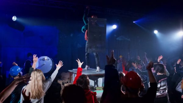 Review: Counting Sheep at Vault Festival