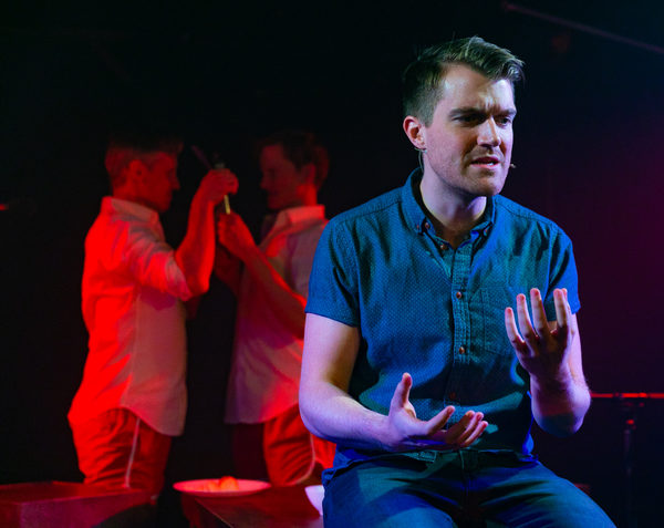 Review: Tumulus at Soho Theatre