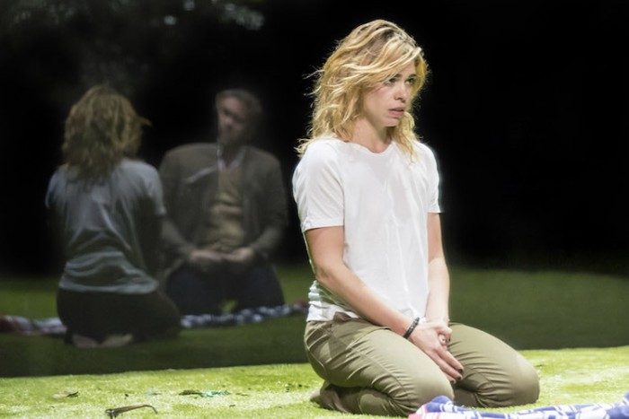 Yerma at the Young Vic. Photo: Johan Persson.