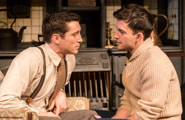 The York Realist at the Donmar Warehouse. Photo: Johan Persson.