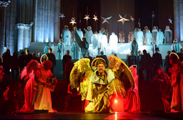 Review: York Mystery Plays at York Minster