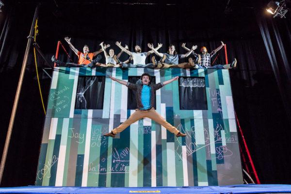 Edinburgh Review: Attrape Moi at Assembly Main Hall