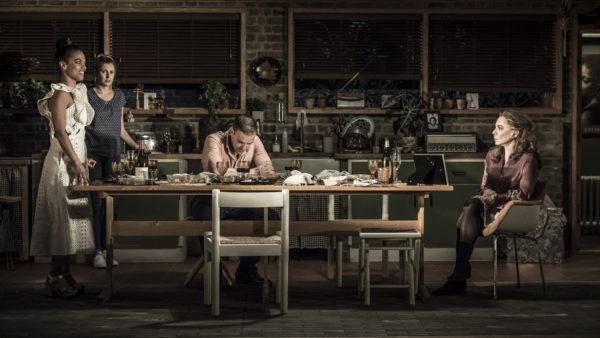 Review: Apologia at Trafalgar Studios