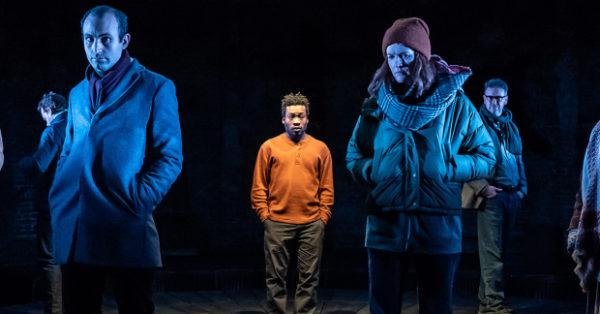 Review: Shipwreck at Almeida Theatre