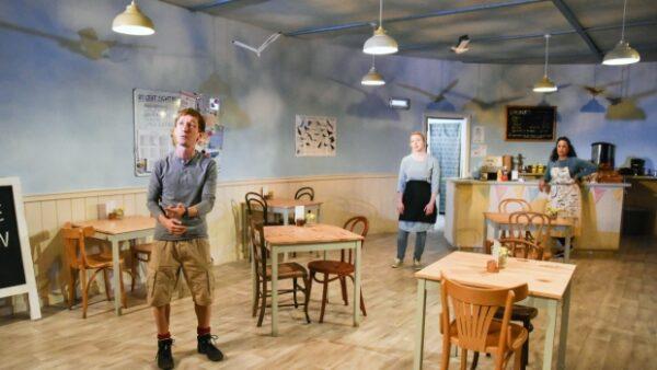 Review: Big Big Sky at Hampstead Theatre