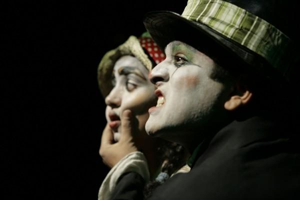 Hamlet the Clown Prince