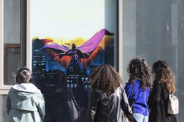 Review: Niqabi Ninja at ArtsAdmin