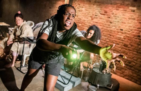 Review: Anna Bella Eema at Arcola Theatre