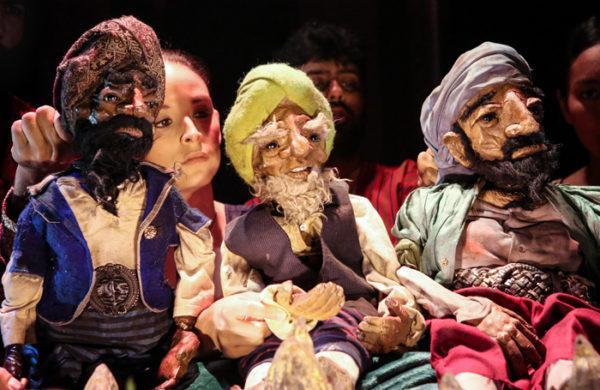 Review: Arabian Nights at Hoxton Hall