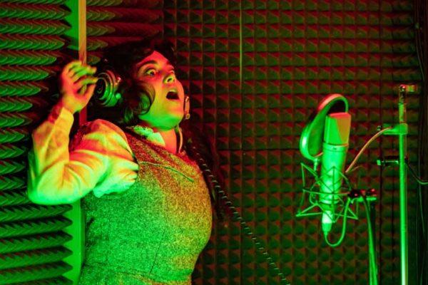 Review: Berberian Sound Studio, Donmar Warehouse