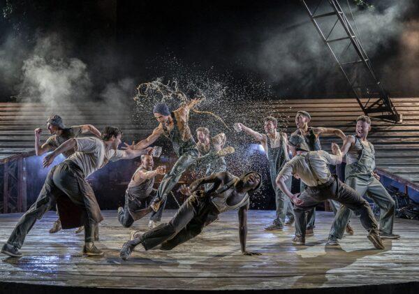 Review: Carousel at Regent's Park Open Air Theatre