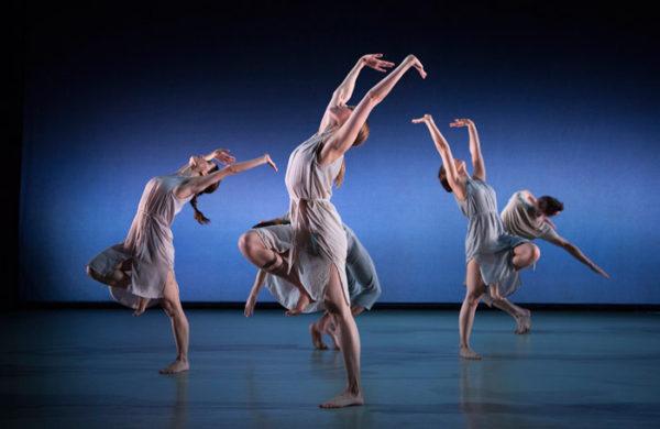 Review: Richard Alston Dance Company at Sadler's Wells.
