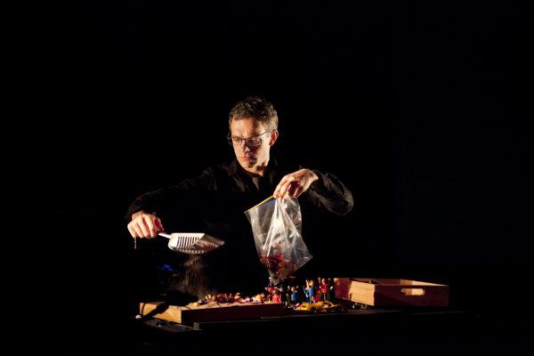 Review: Cities at Traverse Theatre, Edinburgh