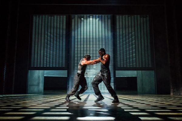 Review: Coriolanus at the Barbican