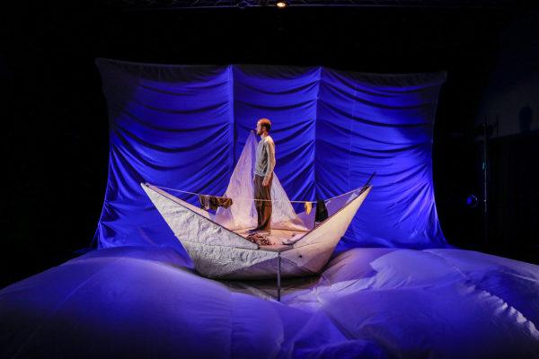 Review: Fisk at the Traverse Theatre, Edinburgh