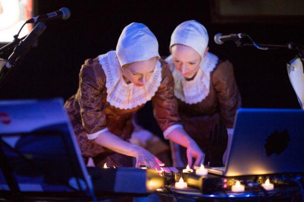 Review: DoppelDänger at the Wardrobe Theatre, Bristol