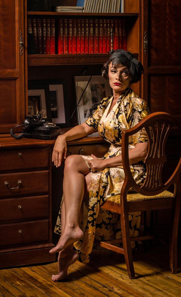 Excuse My Dust: A Dorothy Parker Portfolio