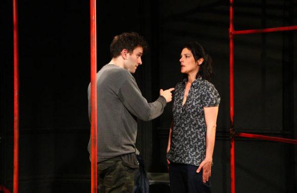Review: Jam at the  Finborough Theatre