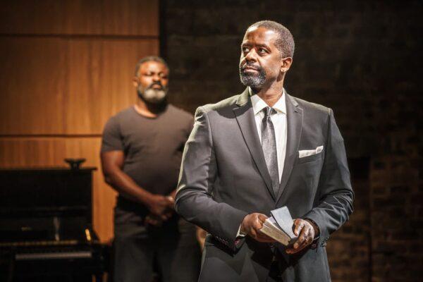 Review: Hymn at Almeida Theatre