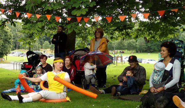 Edinburgh Fringe Review: Calvinball at the Royal Botanic Gardens
