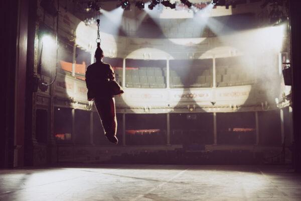 Review: Lady Blackshirt at Bristol Old Vic (online)