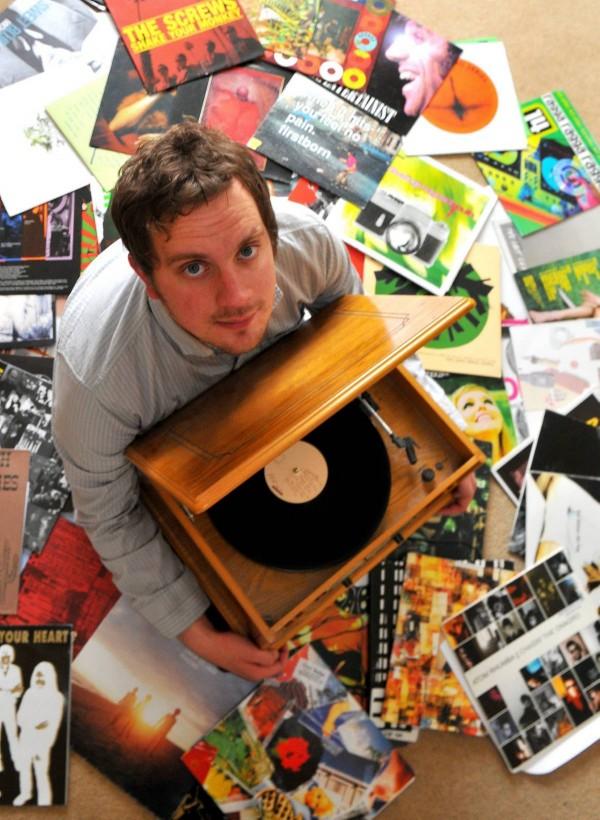 John Peel's Shed