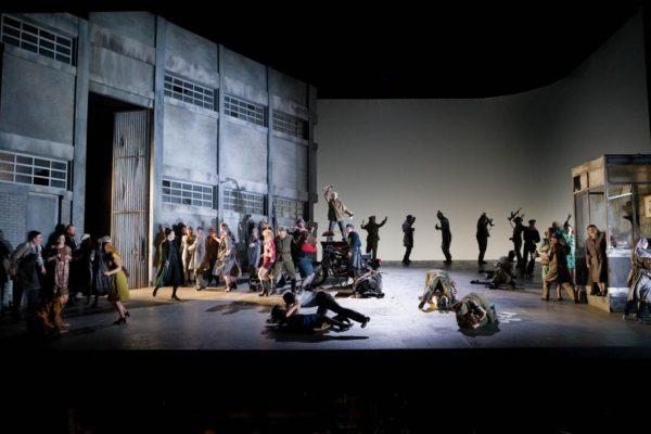 Review: Jenůfa at the Coliseum