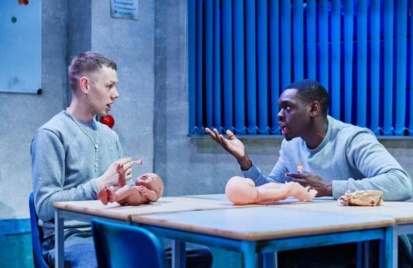 Review: Shook at Southwark Playhouse