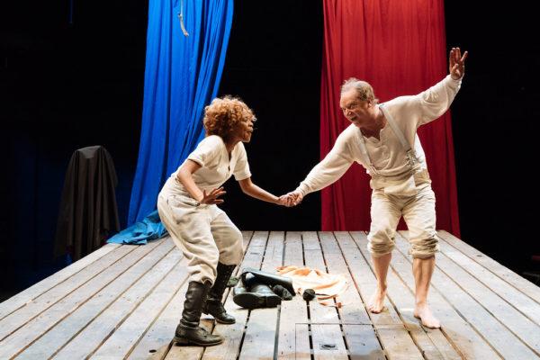 Review: Napoleon Disrobed at the Arcola Theatre