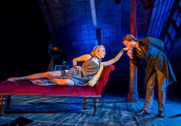 Review: Venus in Fur at the Theatre Royal Haymarket