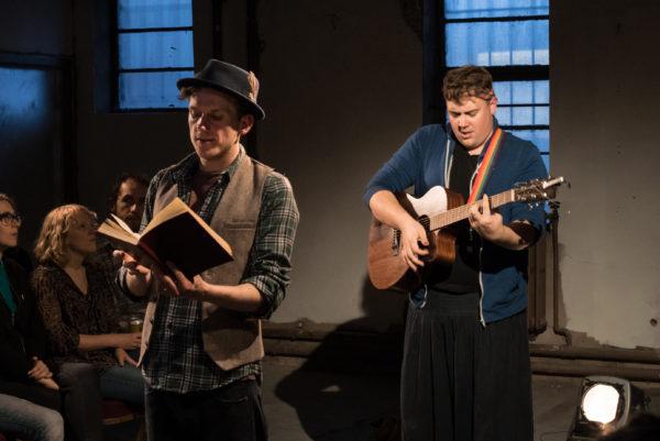 Edinburgh Review: Orpheus at Summerhall