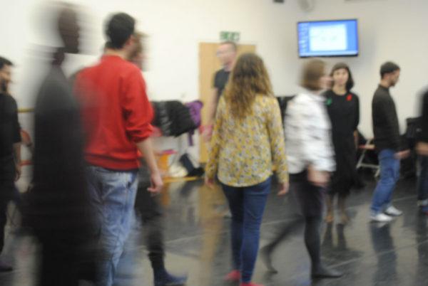 Pivot Dance: Matchmaking Choreographers and Producers