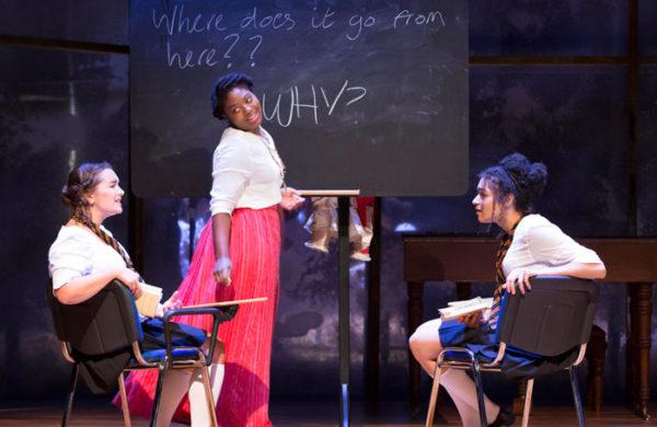 Review: Pride and Prejudice at Nottingham Playhouse