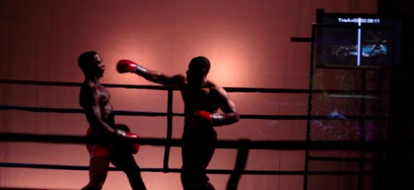 Tyson vs. Ali
