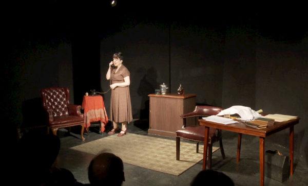 Edinburgh Fringe Review: The Portable Dorothy Parker at Gilded Balloon