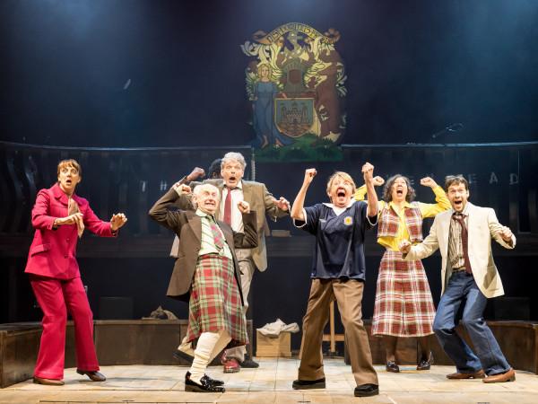 Review: I am Thomas at the Lyceum, Edinburgh