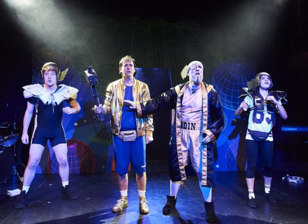 Edinburgh Review: Thor and Loki at Assembly Roxy