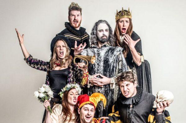 Edinburgh Review: Shit-Faced Shakespeare: Hamlet at Underbelly