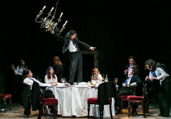 Review: Posh at Pleasance Theatre