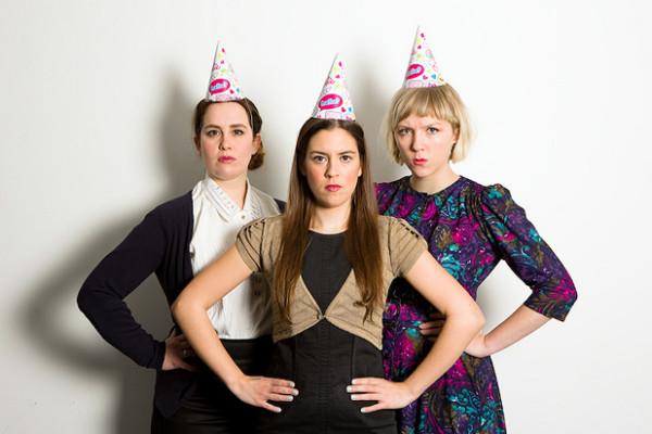 Birthday Girls: Party Vibes