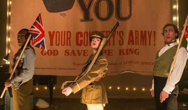 Britain's Best Recruiting Sergeant