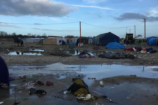 Review: Borderland/Calais at Vault festival