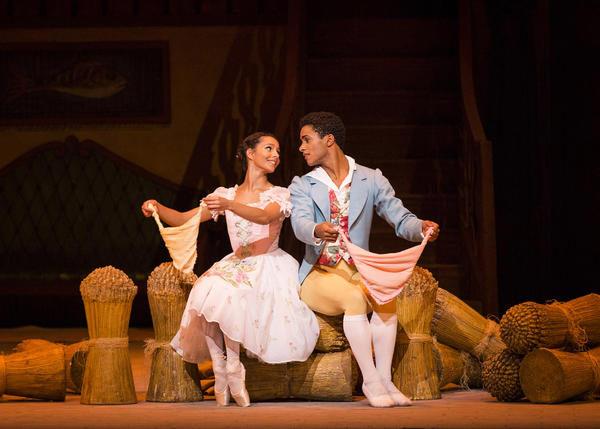 Review: La Fille Mal Gardée at the Royal Opera House