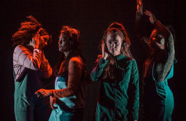 Edinburgh Fringe Review: Bible John by Caitlin McEwan