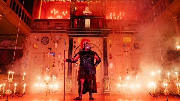Review: Metamorphoses at Shakespeare's Globe