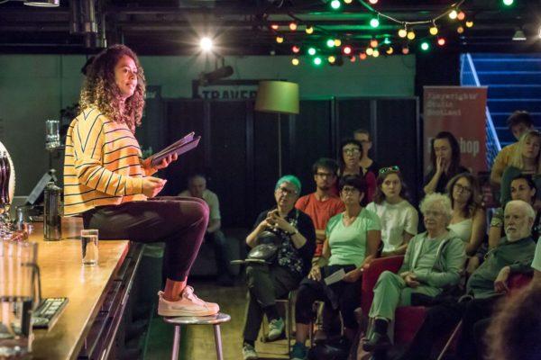 Edinburgh Review: Theatre Uncut's Women on Power at Traverse Theatre