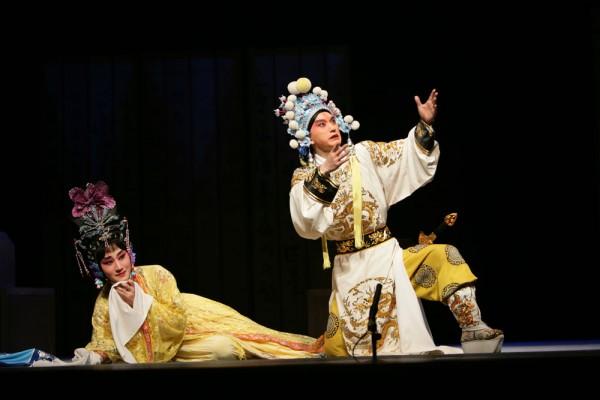 The Revenge of Prince Zi Dan