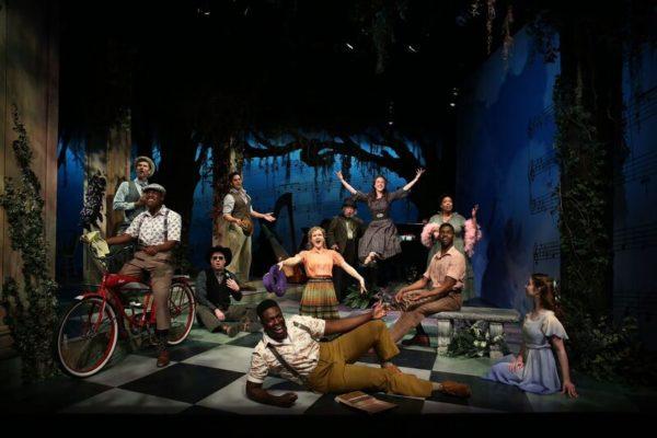Review: Finian's Rainbow at Irish Repertory Theatre