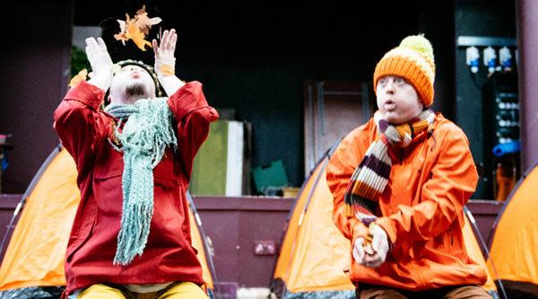 Edinburgh fringe review: Four Go Wild In Wellies at Dancebase